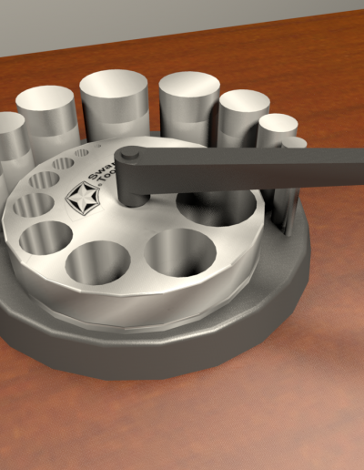 Swanstrom Round Disc Cutter Set